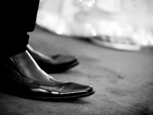 Shoes of Groom